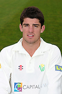 Moises Henriques. Glamorgan County Cricket Club, season 2012, photocall at the Swalec Stadium in Cardiff. pic by Andrew Orchard