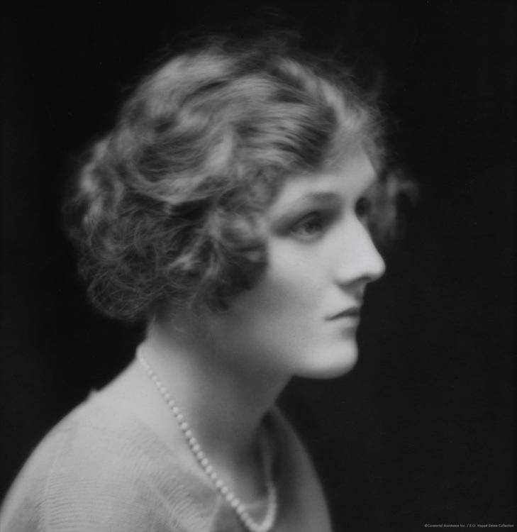 "Mary (""Mollie"") Lascelles, England, UK, 1919"