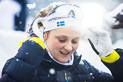 Stina Nilsson (SWE) after the ladies team sprint race at FIS Cross Country World Cup Planica 2019, on December 22, 2019 at Planica, Slovenia. Photo By Peter Podobnik / Sportida