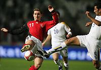 v.l. Miroslav Klose, Loukas Louka Zypern rechts<br /> EM-Qualifikation Zypern - Deutschland<br /> Cyprus - Germany <br /> Kypros - Tyskland<br /> Norway only