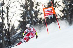 Maryna Gasienica-Daniel (POL) during the Ladies' Giant Slalom at 57th Golden Fox event at Audi FIS Ski World Cup 2020/21, on January 17, 2021 in Podkoren, Kranjska Gora, Slovenia. Photo by Vid Ponikvar / Sportida