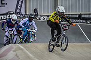 #994 (SCHMIDT Julian) GER at Round 2 of the 2019 UCI BMX Supercross World Cup in Manchester, Great Britain