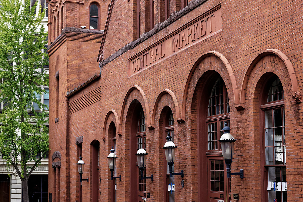 The Central Market, The country's oldest farmers' market, Lancaster, Pennsylvania, USA