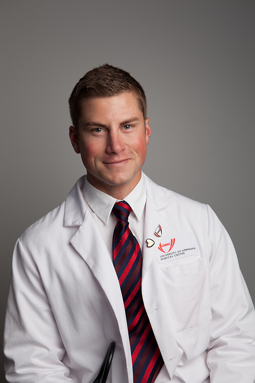 24 April 2012- Matt Maslonka is photographed at minorwhite studios for Physician's Bulletin Magazine.