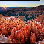 Dawn, Bryce Canyon National Park. 4x5 Kodak Ektar 100. photo by Nathan Lambrecht