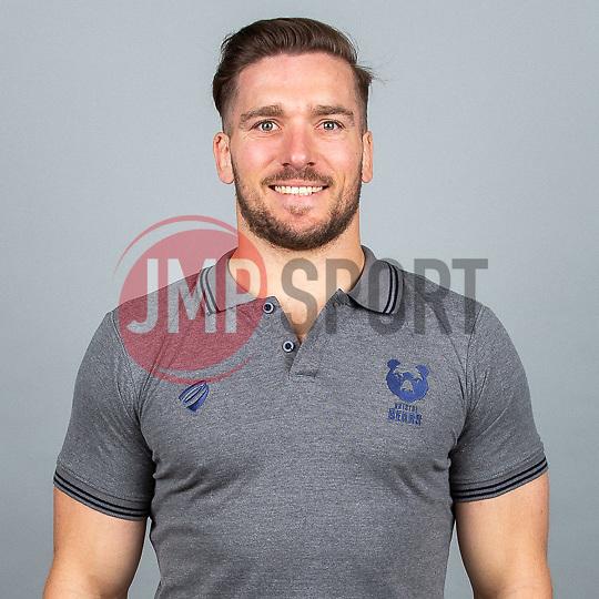 Nick Fenton-Wells - Robbie Stephenson/JMP - 01/08/2019 - RUGBY - Clifton Rugby Club - Bristol, England - Bristol Bears Headshots 2019/20