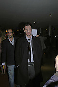 J.C. CHASEZ OF  N. SYNCH, THREE'S A CROWD EVENTS LAUNCHES, THE MAYFAIR HOTEL BAR, STATTON ST. LONDON.<br />5 December 2006. ONE TIME USE ONLY - DO NOT ARCHIVE  © Copyright Photograph by Dafydd Jones 248 CLAPHAM PARK RD. LONDON SW90PZ.  Tel 020 7733 0108 www.dafjones.com