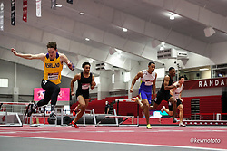 American Track League<br /> ESPN Indoor #2 track and field meet