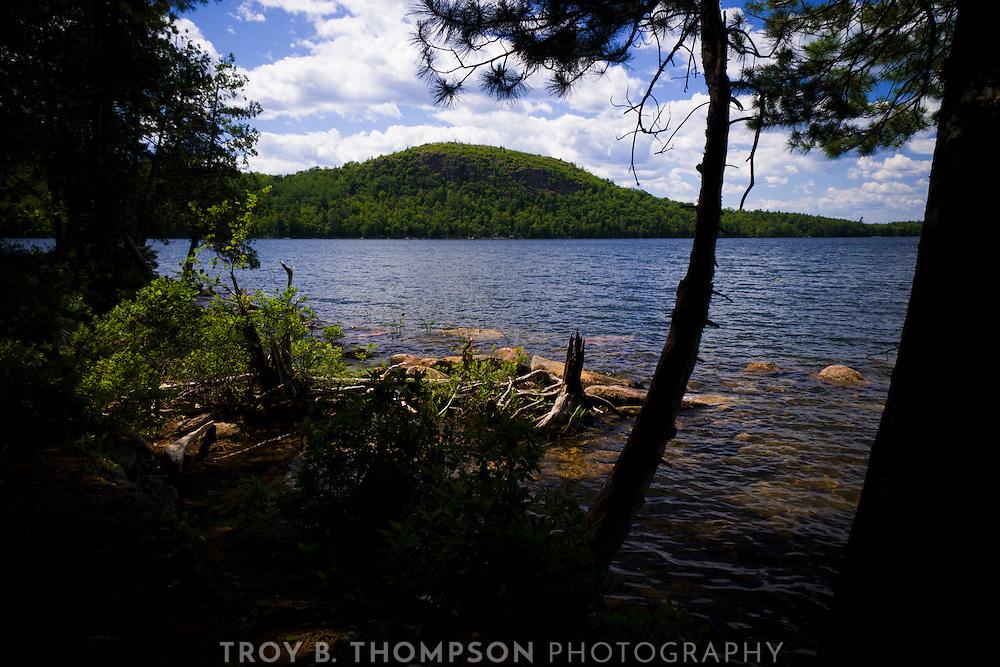 Eagle Lake.Carriage Road 8/7