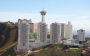 Nova Lima_MG, Brasil.<br /> <br /> Torre Alta Vila em Nova Lima, Minas Gerais.<br /> <br /> Alta Vila tower in Nova Lima, Minas Gerais.<br /> <br /> Foto: RODRIGO LIMA / NITRO.