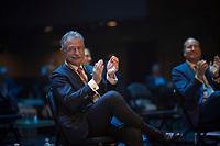 DEU, Deutschland, Germany, Berlin, 06.10.2020: BDI-Präsident Prof. Dieter Kempf beim Tag der Industrie (TDI) des Bundesverbands der Deutschen Industrie (BDI) in der Verti Music Hall.