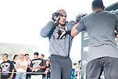 UFC ON FOX 12 workout