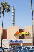 Ashley Furniture and Marshalls at Eastland Shopping Center