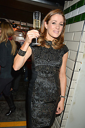 NATALIE PINKHAM at a party to celebrate the opening of Cahoots - a new nightclub from the Inception Group at 13 Kingly Court, Soho, London on 26th February 2015.
