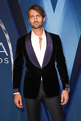 Thomas Rhett at the 51st Annual Country Music Association Awards hosted by Carrie Underwood and Brad Paisley and held at the Bridgestone Arena on November 8, 2017 in Nashville, TN. © Curtis Hilbun / AFF-USA.com. 08 Nov 2017 Pictured: Ryan Hurd. Photo credit: MEGA TheMegaAgency.com +1 888 505 6342