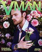 October 12, 2021 - WORLDWIDE: Finneas Covers Vman Digital Edition