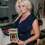 NLD/Amsterdam/20120917- Boekpresentatie Liefdespanter, Bobbie Eden