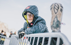 31.12.2019, Olympiaschanze, Garmisch Partenkirchen, GER, FIS Weltcup Skisprung, Vierschanzentournee, Garmisch Partenkirchen, Qualifikation, im Bild Robert Johansson (NOR) // Robert Johansson of Norway during the Four Hills Tournament of FIS Ski Jumping World Cup at the Olympiaschanze in Garmisch Partenkirchen, Germany on 2019/12/31. EXPA Pictures © 2019, PhotoCredit: EXPA/ JFK