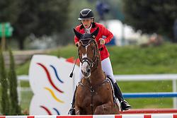 Donckers Karin, BEL, Leipheimer van't Verahof<br /> FEI EventingEuropean Championship <br /> Avenches 2021<br /> © Hippo Foto - Dirk Caremans<br />  26/09/2021