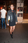 YASMIN LE BON, West End opening of RSC production of Julius Caesar at the Noel Coward Theatre on Saint Martin's Lane. After-party  at Salvador and Amanda, Gt. Newport St. London. 15 August 2012.