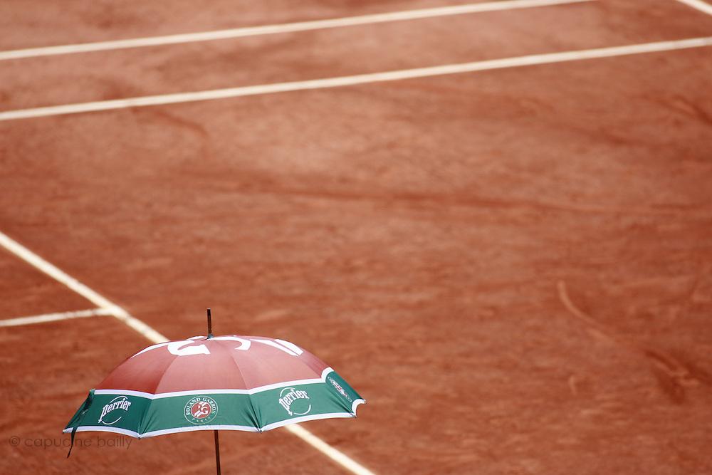 Roland Garros. Paris, France. June 2nd 2006.