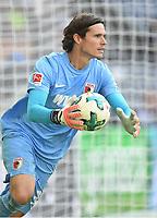 Torwart Marwin Hitz (Augsburg) <br /> Augsburg, 26.08.2017, Fussball Bundesliga, FC Augsburg - Borussia Moenchengladbach<br /> <br /> Norway only