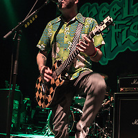 performing live at Manchester Academy, Manchester, UK, 2014-02-03