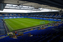 LIVERPOOL, ENGLAND - Saturday, February 8, 2020: A general view of Goodison Park before the FA Premier League match between Everton FC and Crystal Palace FC. (Pic by David Rawcliffe/Propaganda)