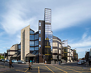 EXTERNAL VIEW - NATIONAL LIBRARY OF SCOTLAND