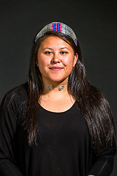 Adaka Cultural Festival 2016, Whitehorse, Yukon, Canada, Yukon First Nation Culture and Tourism Association, Kwanlin Dun Cultural Centre, Will Raistlen Jones, tiara, jewellery, Shayla Snowshoe (talent)