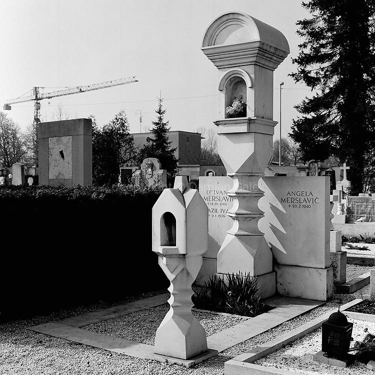 Merslavic Family Tomb