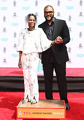 Hand & Footprint Ceremony honoring Cicely Tyson in LA - 27 Apr 2018