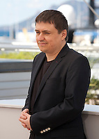 Director Cristian Mungiu at the gala screening for the film Graduation (Bacalaureat) at the 69th Cannes Film Festival, Thursday 19th May 2016, Cannes, France. Photography: Doreen Kennedy