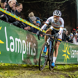 2019-12-29: Cycling: Superprestige: Diegem: German national Champion Marcel Meisen