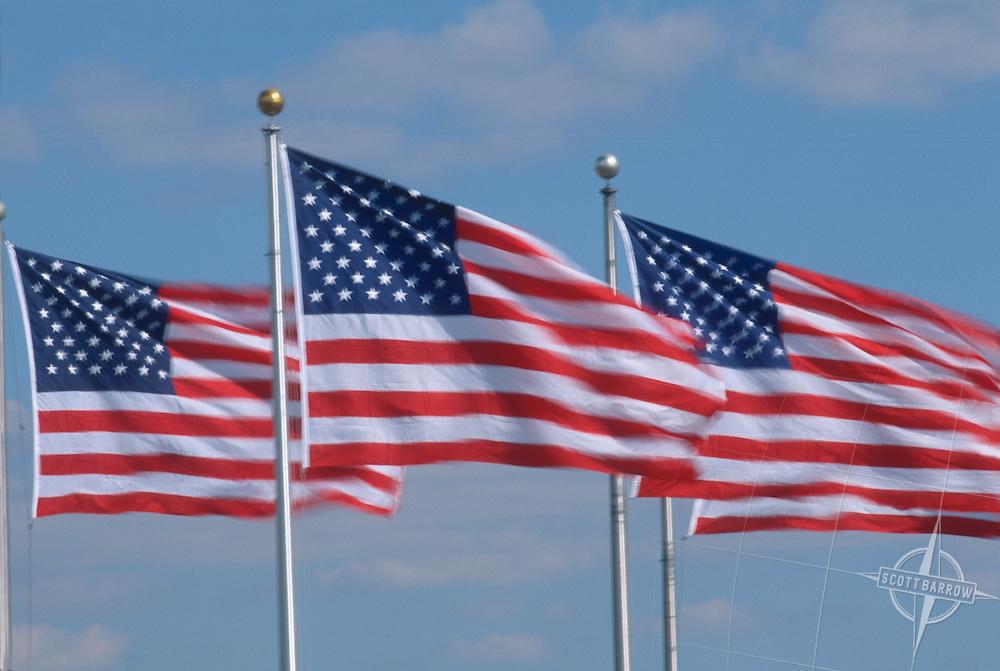 American Flags, 2000