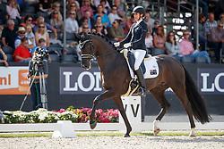 Pearce Simone, AUS, Feodoro<br /> Longines FEI/WBFSH World Breeding Dressage Championships for Young Horses - Ermelo 2017<br /> © Hippo Foto - Dirk Caremans<br /> 06/08/2017