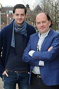 Perspresentatie VARA serie 'Hoe duur was de suiker' <br /> <br /> Op de foto:  Yannick van de Velde en Regisseur Jean van de Velde