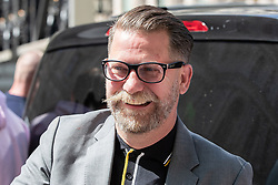 "© Licensed to London News Pictures . 06/05/2018. London, UK. GAVIN MCINNES . Supporters of alt-right and anti-Islam groups, including Generation Identity and the Democratic Football Lads Alliance, demonstrate at Whitehall in Westminster, opposed by anti-fascists. Speakers billed in the ""Day for Freedom"" include former EDL leader Tommy Robinson, Milo Yiannopoulos, youtuber Count Dankula (Markus Meechan), For Britain leader Anne Marie Waters, UKIP leader Gerard Batten, Breitbart's Raheem Kassam and Lauren Southern. The event was originally planned as a march to Twitter's HQ in protest at their banning of Robinson and the Home Office's ban on Martin Sellner and Brittany Pettibone entering the UK, in what protesters describe as limits being imposed on free speech. Photo credit: Joel Goodman/LNP"
