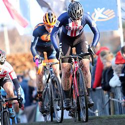 27-12-2019: Wielrennen: DVV veldrijden: Loenhout: