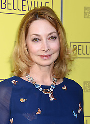 """Jessica Barth at the """"Belleville"""" Opening Night held at the Pasadena Playhouse on April 22, 2018 in Pasadena, Ca. © Janet Gough / AFF-USA.COM. 22 Apr 2018 Pictured: Sharon Lawrence. Photo credit: Janet Gough / AFF-USA.COM / MEGA TheMegaAgency.com +1 888 505 6342"""
