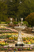 Italian Garden, Maymont, Richmond, Virginia USA