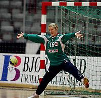 Håndball , juniorlandslaget LK 90 - Rekrutt<br /> treningskamp<br /> 22 November 2008<br /> Gjøvik Fjellhall <br /> Foto:Dagfinn Limoseth ,  Digitalsport<br /> <br /> Norge Rekrutt v LK90 23-22<br /> Kathrine Sæthre