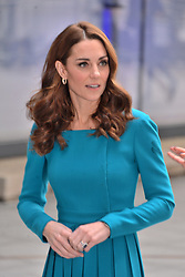 © Licensed to London News Pictures. 15/11/2018. London, UK. The Duke and Duchess of Cambridge visit The BBC to view the work the broadcaster is doing as a key member of The Duke's Taskforce on the Prevention of Cyberbullying. Photo credit: Ray Tang/LNP