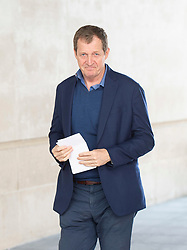 Alastair Campbell arriving for The Sunday Politics Show <br /> at the BBC, Broadcasting House, London, Great Britain <br /> 10th June 2018 <br /> <br /> <br /> Alastair Campbell<br /> <br /> <br /> Photograph by Elliott Franks