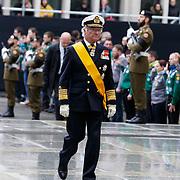 LUX/Luxemburg/20190504 -  Funeral<br /> of HRH Grand Duke Jean, Uitvaart Groothertog Jean, Karel XVI Gustaaf van Zweden
