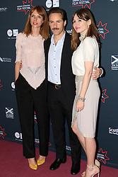 © Licensed to London News Pictures. Edinburgh Cineworld. Edinburgh International Film Festival, Dolly_Wells_Ewan_McGregor_Wells_Alessandeo_Nivola_Emily_Mortimer,  DOLL&EM,  21/06/2015, Photo Credit: M.Pocwiardowski/LNP
