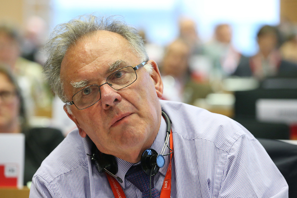 11 May 2017, 123rd Plenary Session of the European Committee of the Regions <br /> Belgium - Brussels - May 2017 <br /> <br /> BORE Albert, Member of Birmingham City Council, United Kingdom<br /> <br /> © European Union / Patrick Mascart