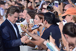 Ethan Hawke attending the First Reformed Premiere during the 74th Venice International Film Festival (Mostra di Venezia) at the Lido, Venice, Italy on August 31, 2017. Photo by Aurore Marechal/ABACAPRESS.COM