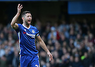 Chelsea's Gary Cahill in action during the Premier League match at Stamford Bridge Stadium, London. Picture date December 11th, 2016 Pic David Klein/Sportimage