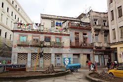 Old Havana Neighborhood
